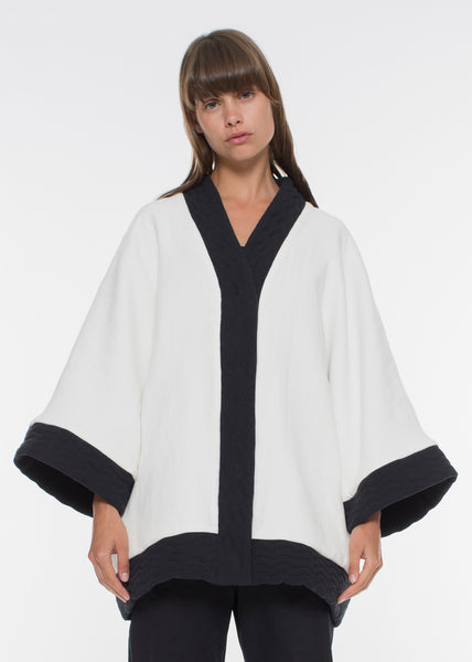 Lutana Jacket Off White