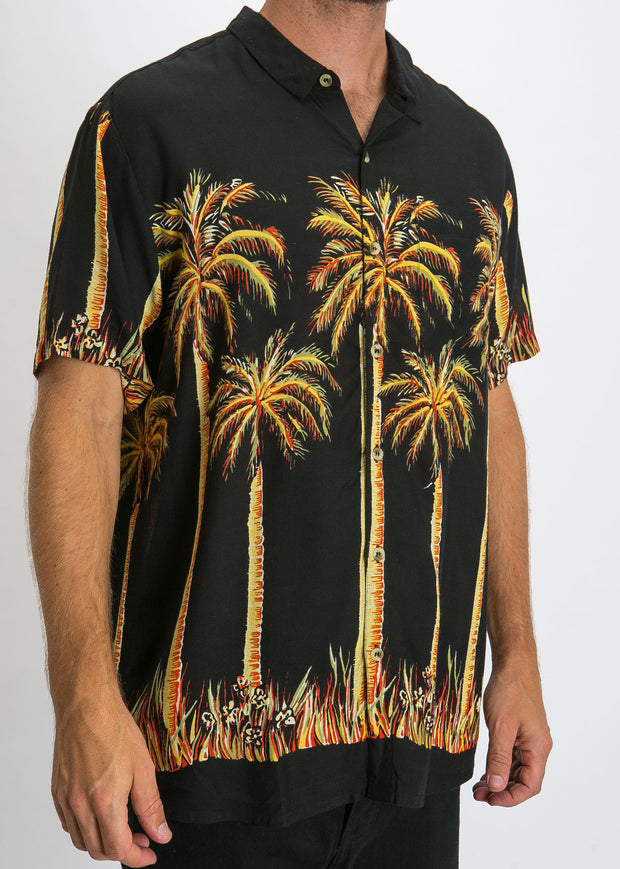 Bon Big Kahuna Shirt Black