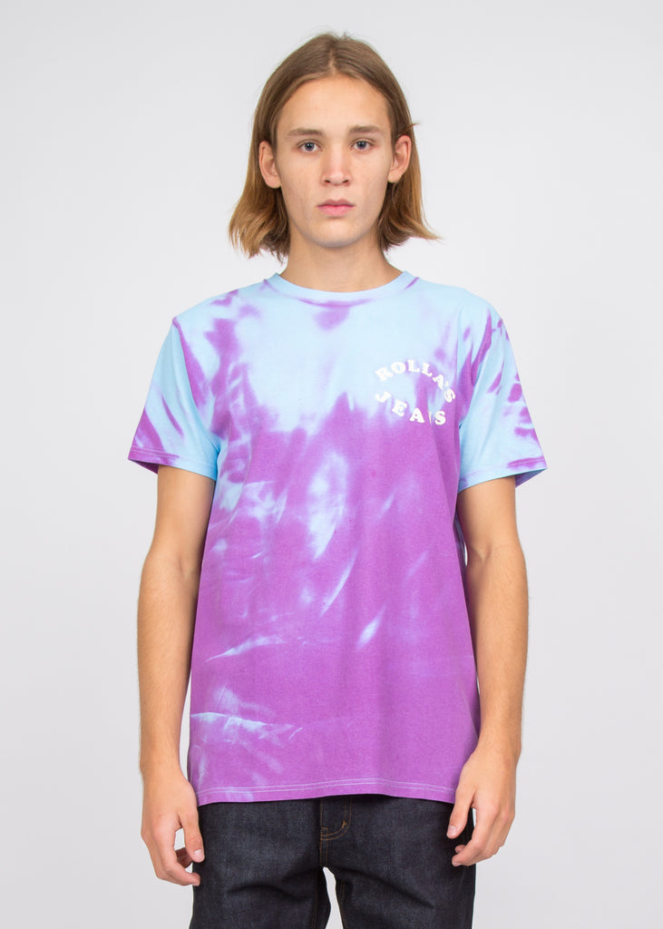 Old Mate Tee Hyper Grapeblue