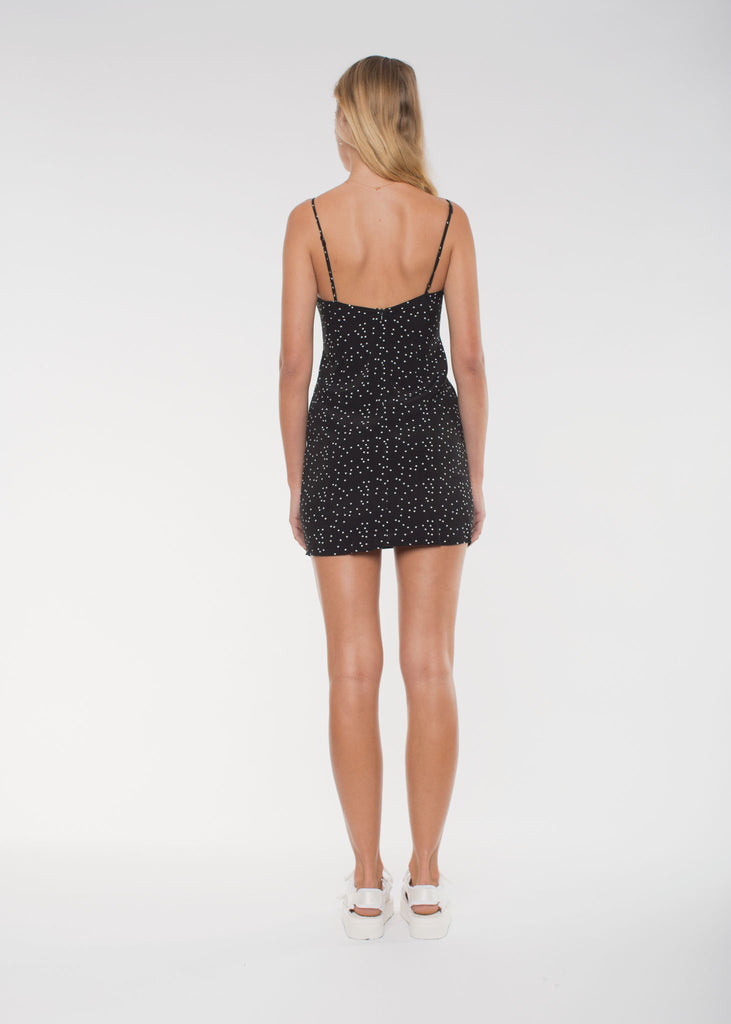 Taryn Dress Black Spot