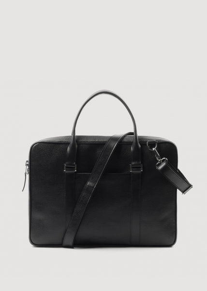 Affinity Laptop Bag Caviar Black
