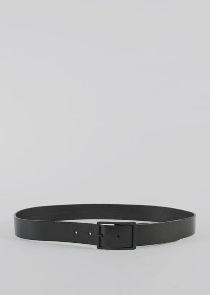 Black Lava Belt Black