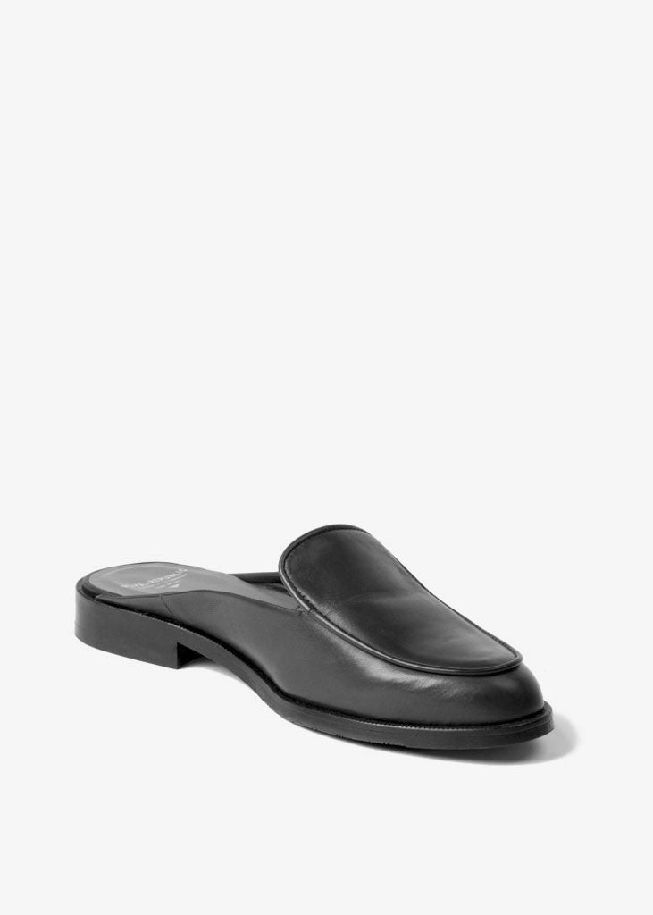 Border Classic Curve Loafer Black