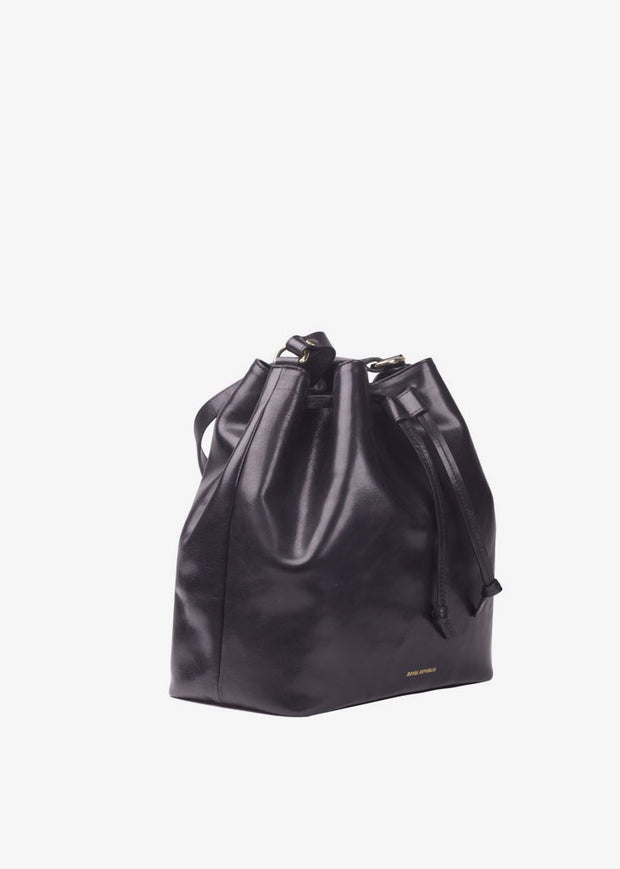 Bucket Handbag Black
