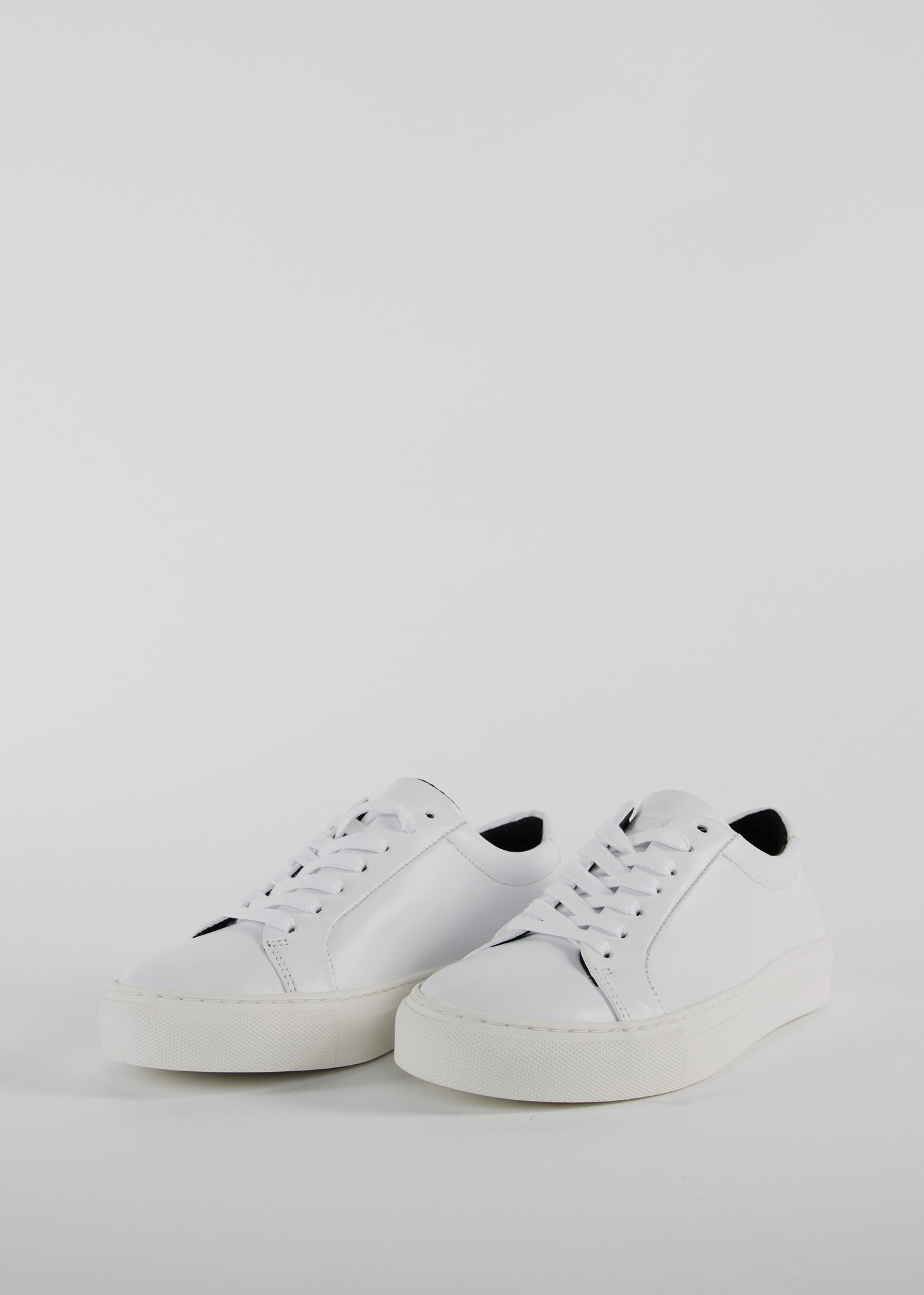 Elpique Shoe Polido White