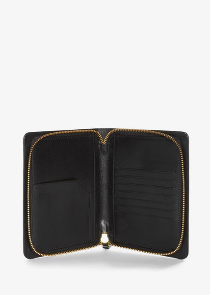 Galax Passport Wallet Black