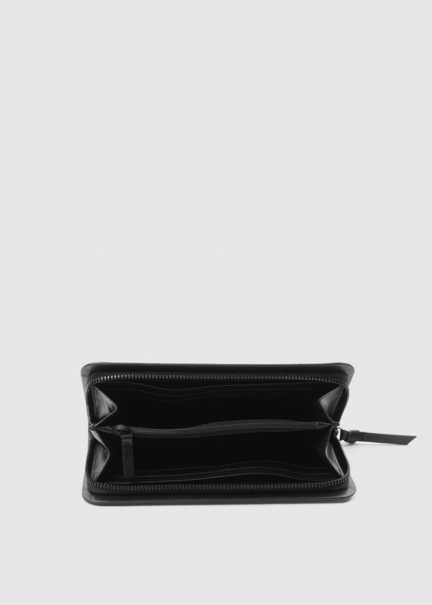Galax Travel Wallet Caviar Black