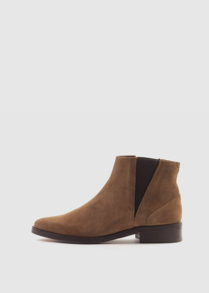Prime Chelsea Suede Boot Biscotto