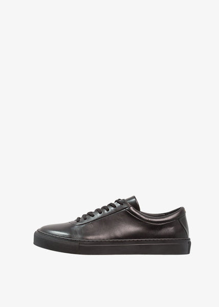 Spartacus Oxford Shoe Black