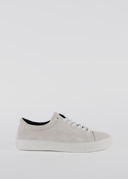 Spartacus Season Shoe Suede White