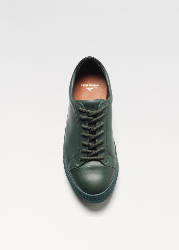 Spartacus Tri Shoe Dark Green/Black