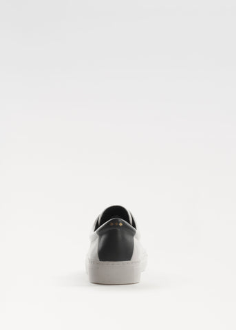 Spartacus Tri Shoe White/Black