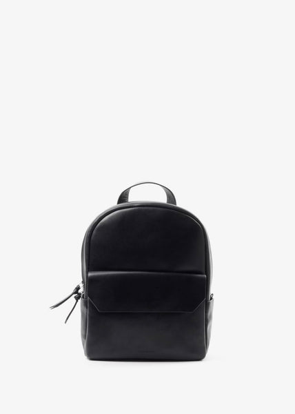 New Courier Backpack Mini Black