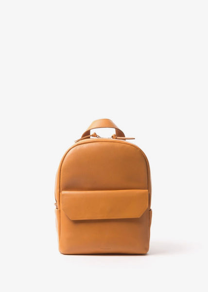 New Courier Backpack Mini Natural