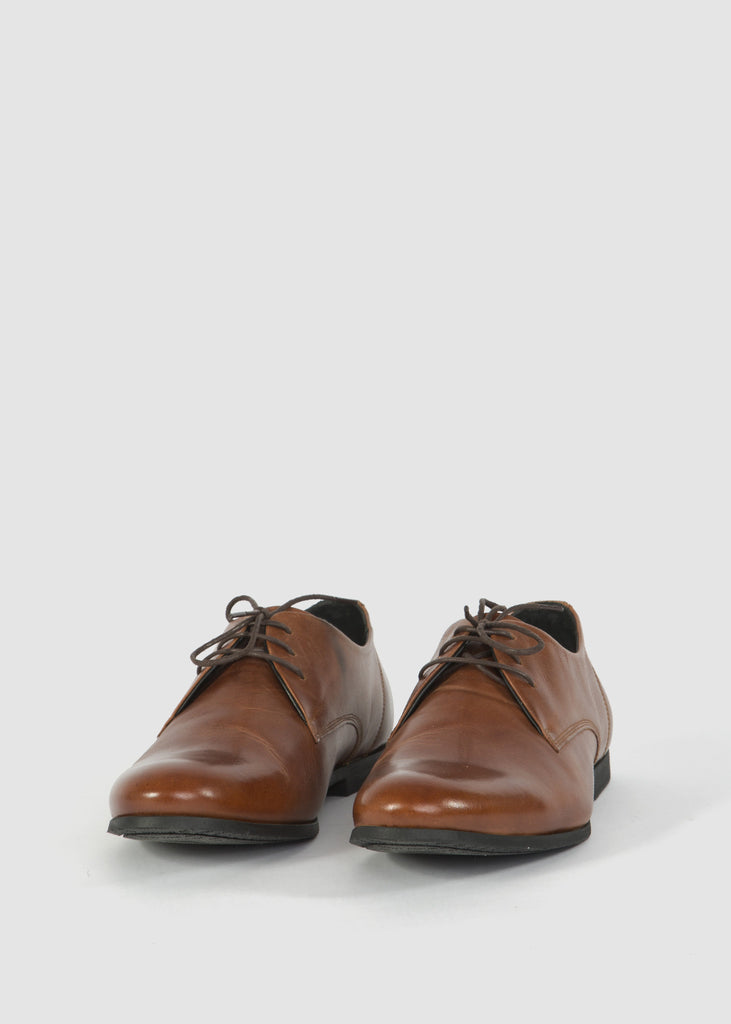 Cast Derby Shoes Hazel Brown