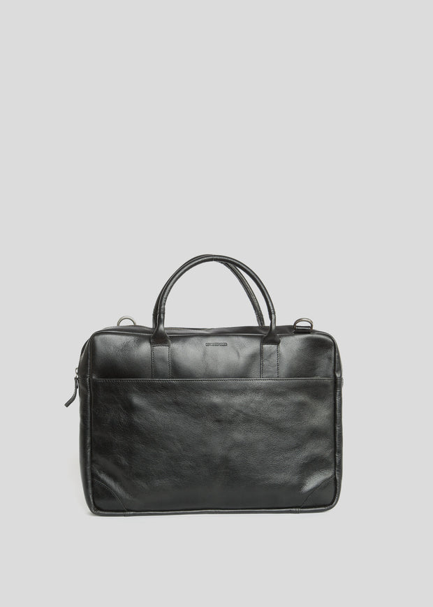 Explorer Laptop Bag Single Black