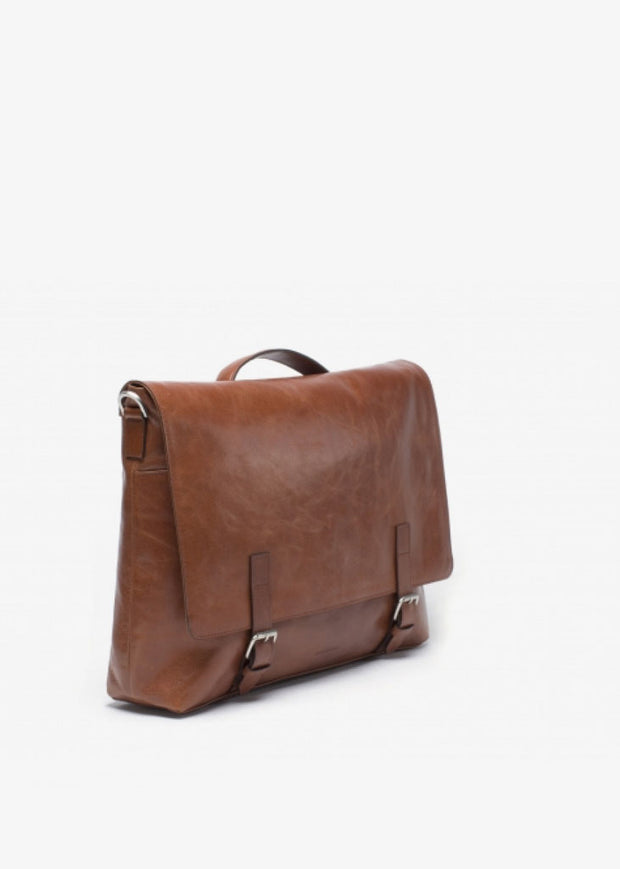 Essential Messenger Brown