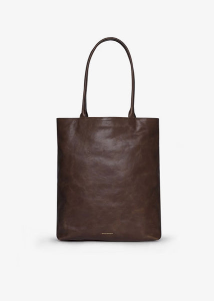 Essential Tote Bag Hazel Brown