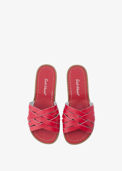 Retro Slides Red