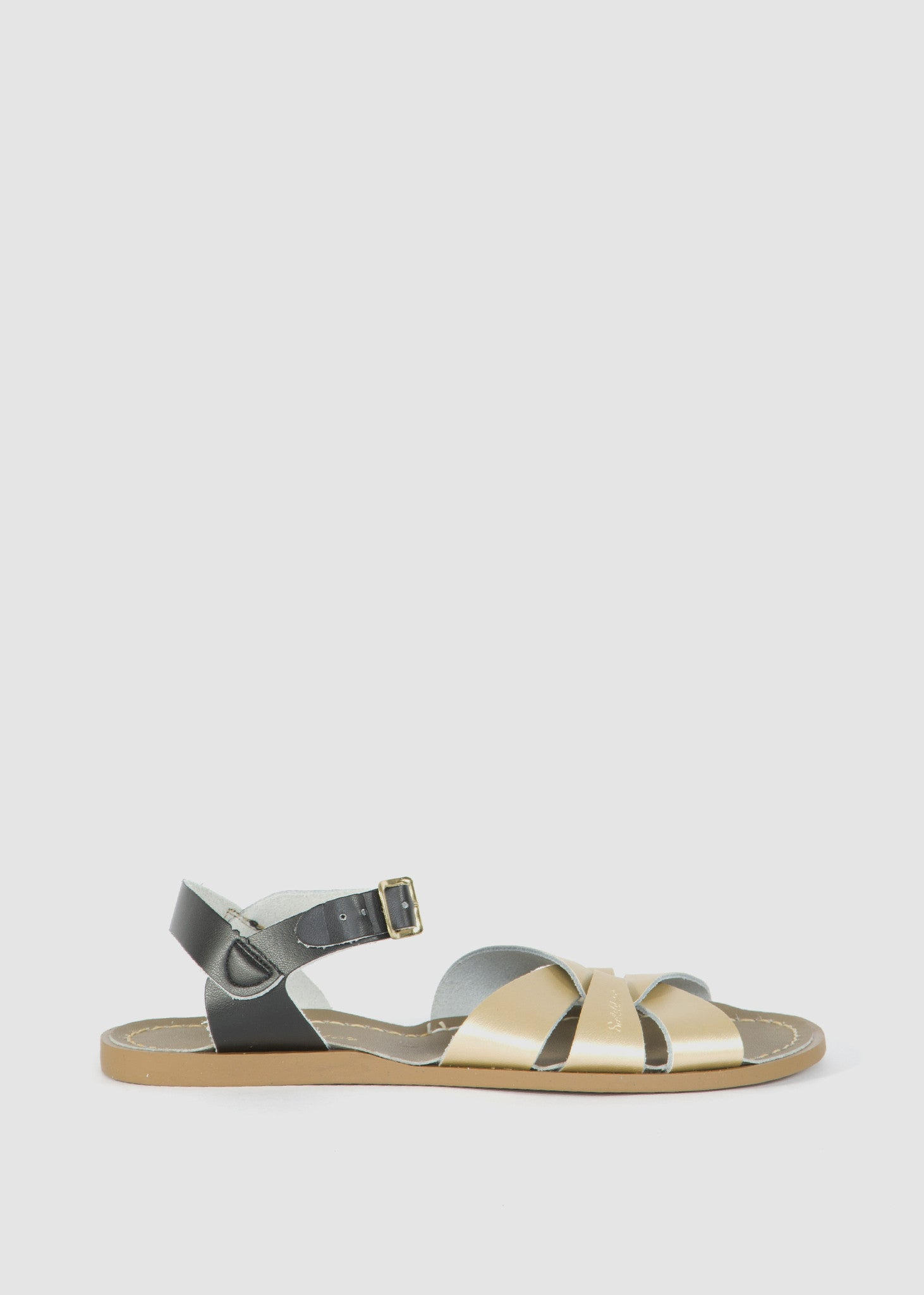 Sandal Gold/Black Mix