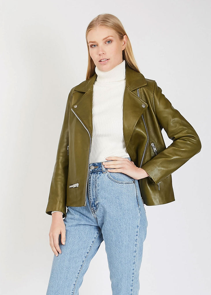 Welter Jacket Fir Green
