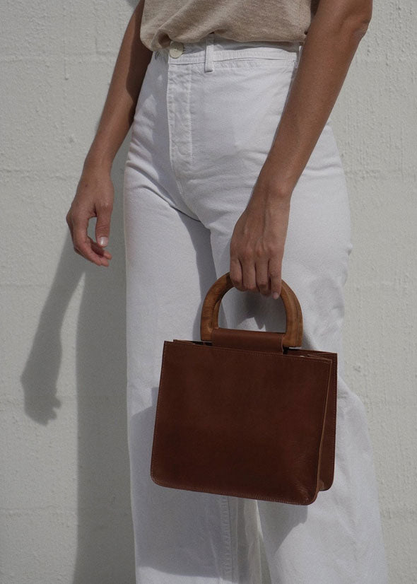 Agnes Petit Bag Vintage Tan