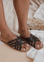 Bruno Sandal Black