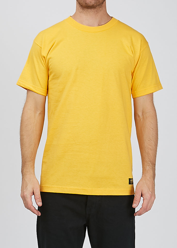 Core Tee Gold