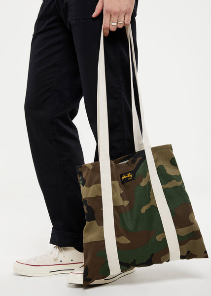 Tote Bag Woodland Camo