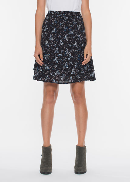 Bea Skirt Flowers