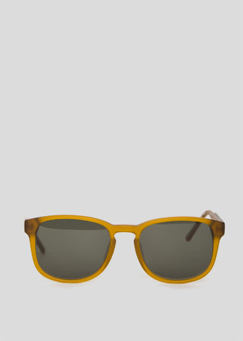 Student Union Sunglasses Honey Glaze