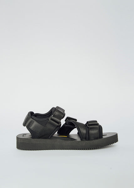 Kisee V Sandals Black