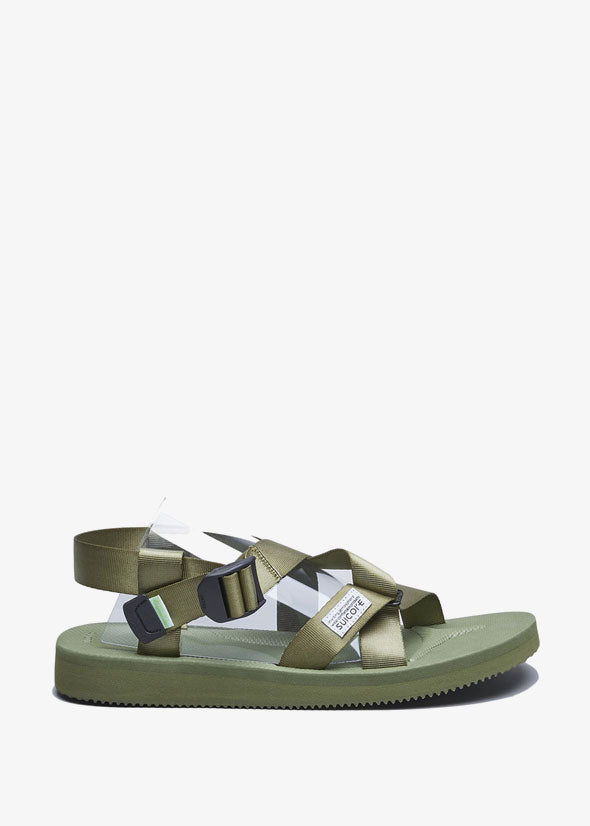 Chin2-Cab Sandals Olive
