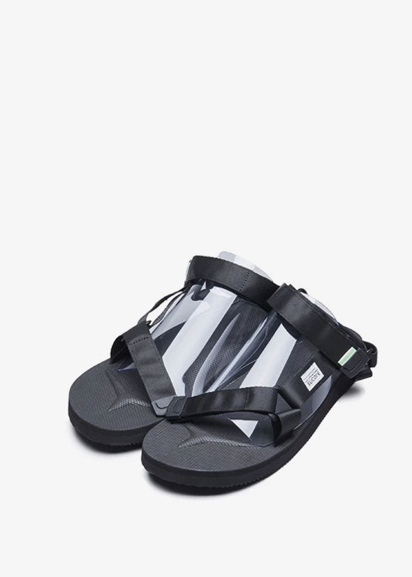 Depa-Cab Sandals Black