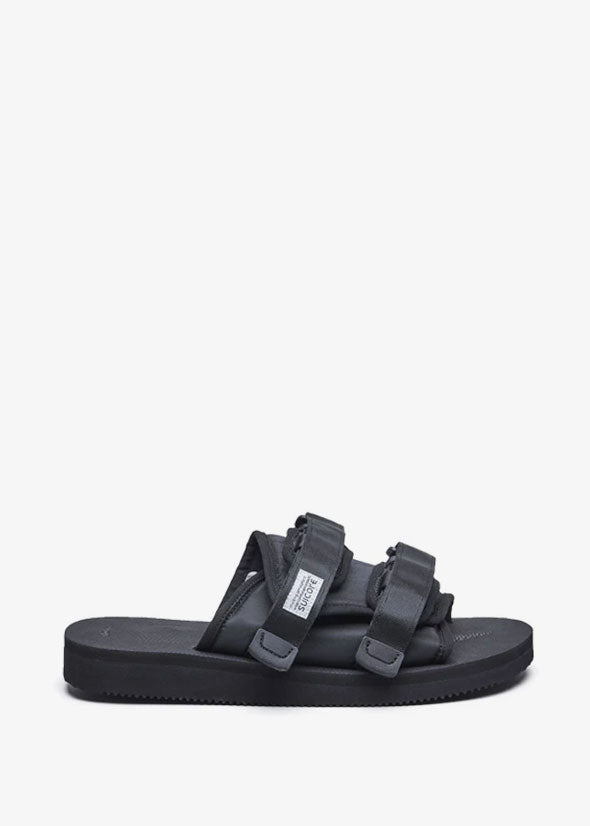 Moto-Cab Sandals Black