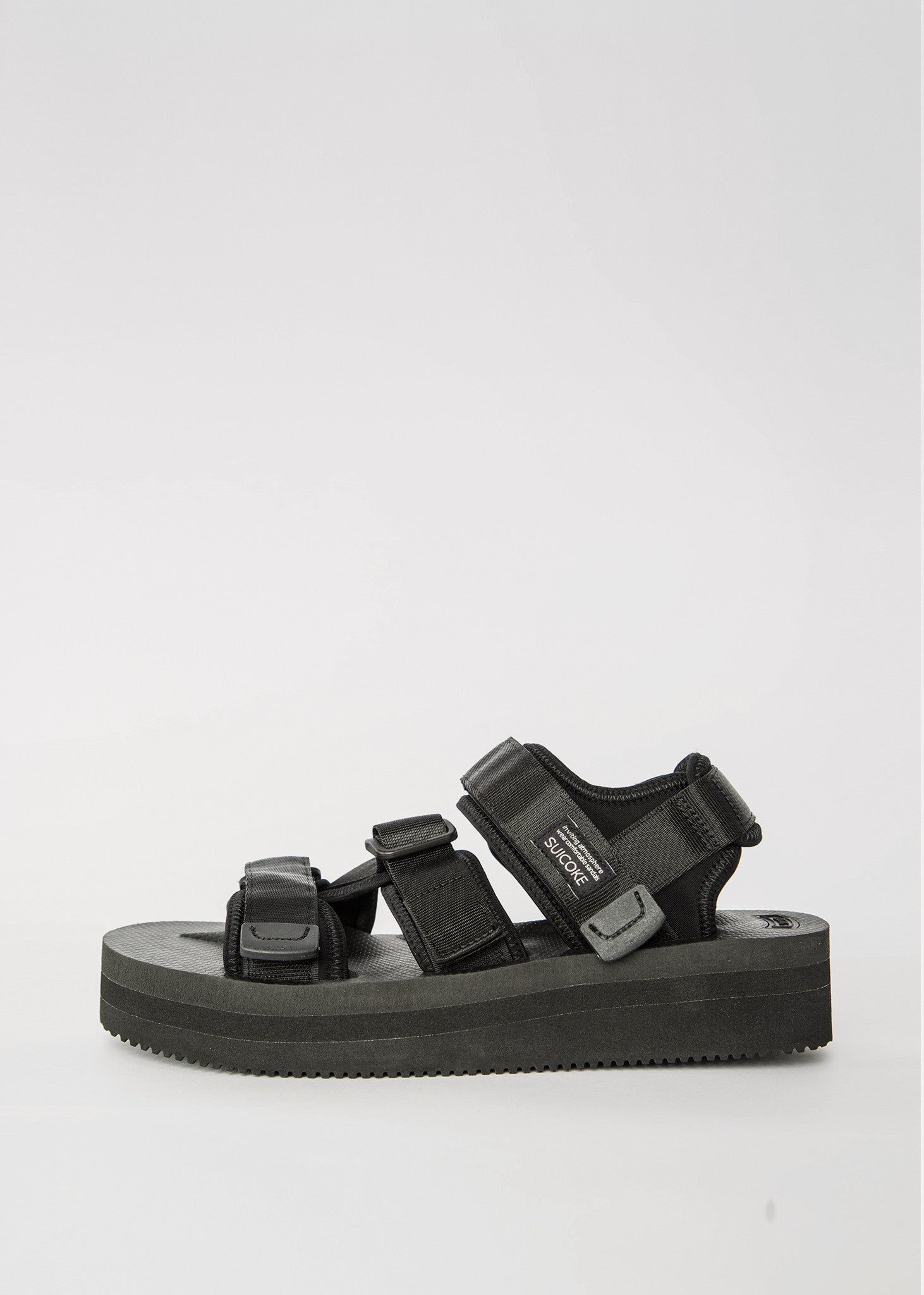 Kisee VPO Sandals Black