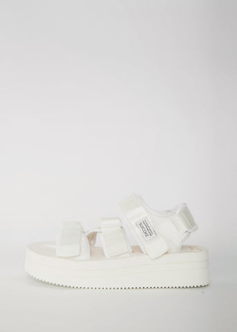 Kisee VPO Sandals White