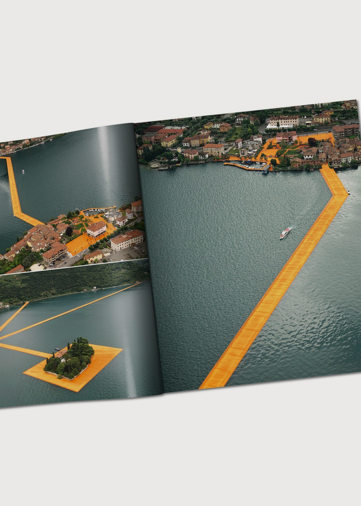 The Floating Piers Book