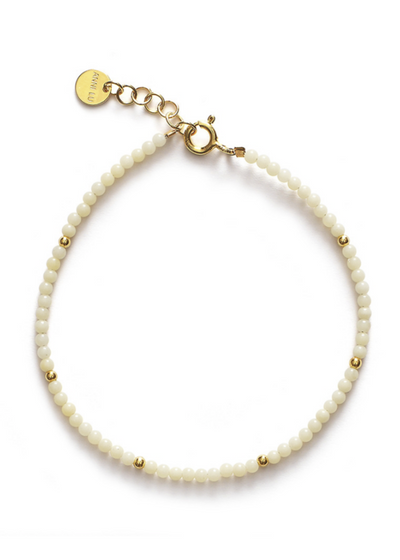 PM Bracelet Yellow Jade