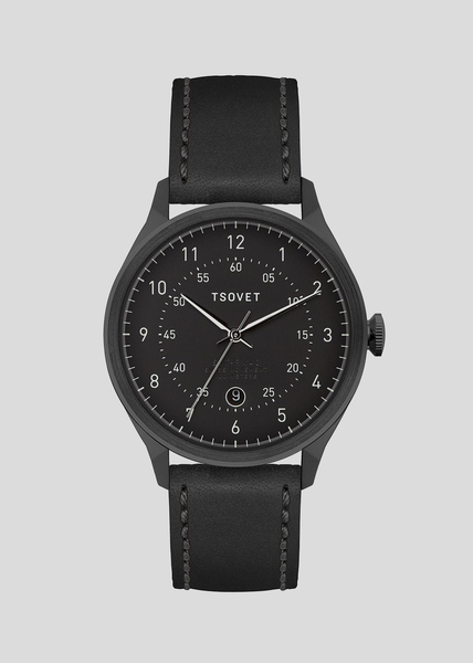 SVT-RM40 Watch Black/Black/Black