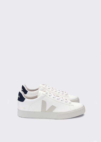 Campo C.W.L Shoes White Pierre Nautico