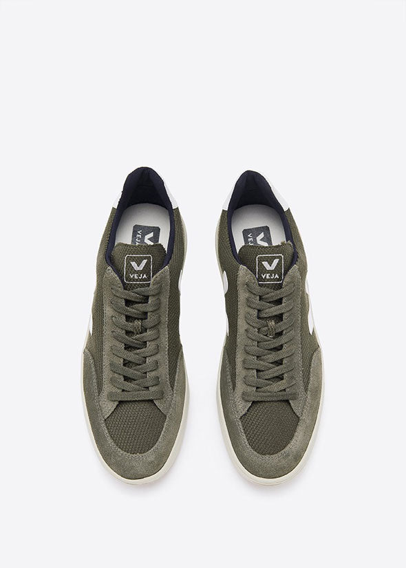 V12 B-Mesh Shoes Olive White