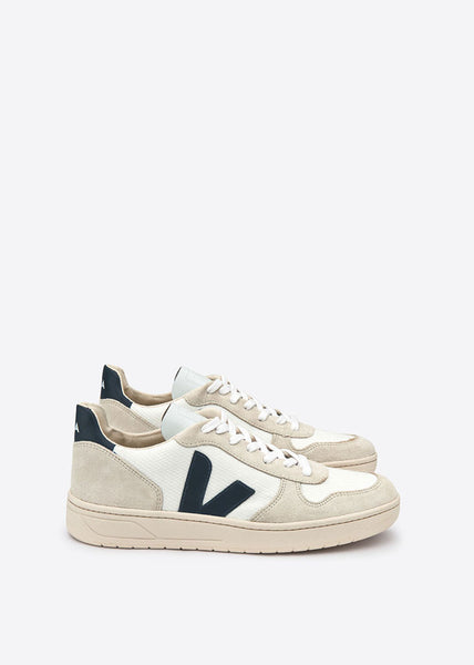 V10 Shoes BMesh White Natural Nautico