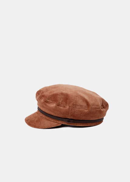 Baker Hat Tan