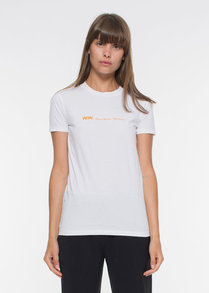 Eden Tee Bright White