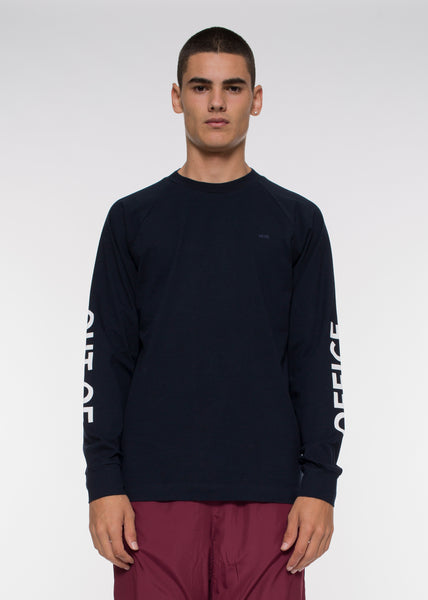 Han Long Sleeve Tee Navy