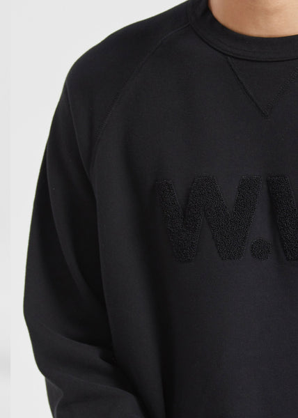 Hester Sweatshirt Black