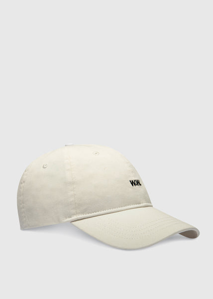 Low Profile Cap Off White