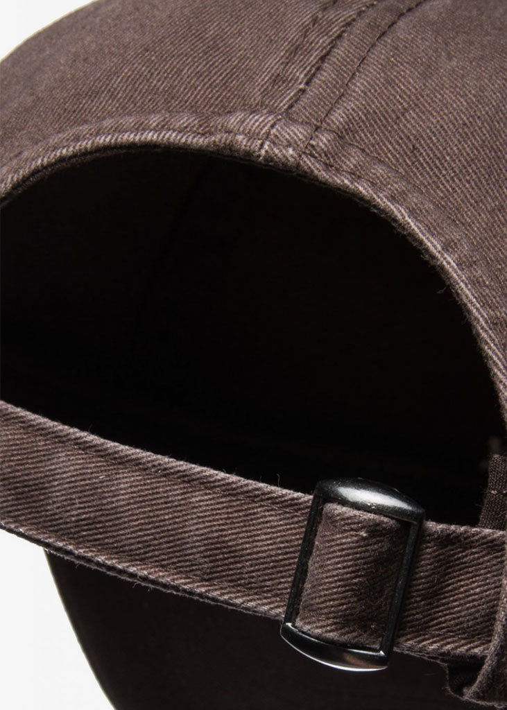 Low Pro Cap Brown