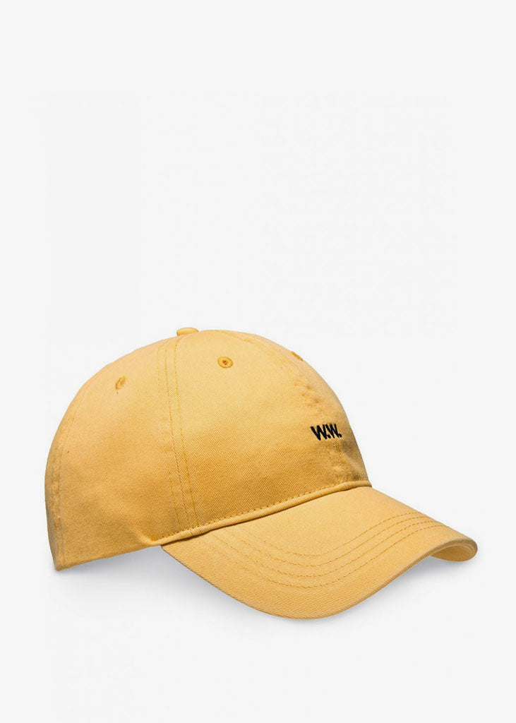 Low Profile Cap Yellow